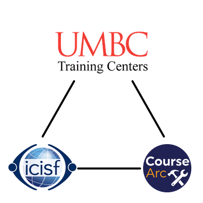 UMBC, ICISF, and CoursArc