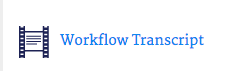 sample transcript for a workflow