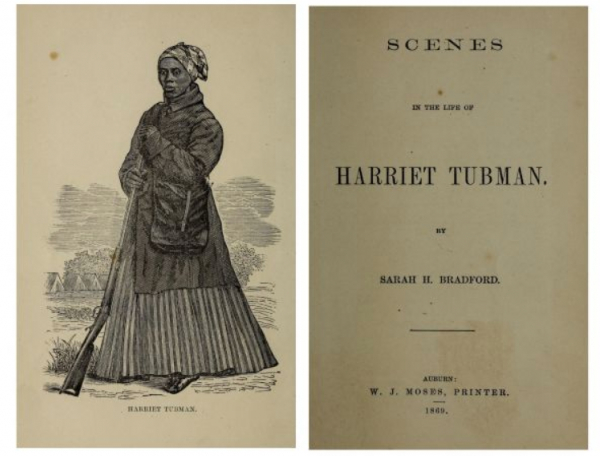Harriet Tubman artifact from Maryland Historical Society