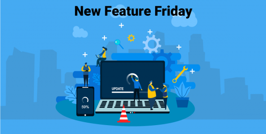 new feature friday