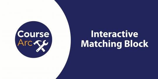 interactive matching block